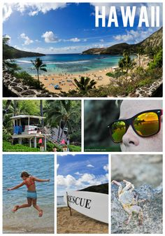 Traveling with kids: Hawaii