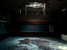25 Bone-Chilling Photos of Abandoned Places - My Modern Metropolis