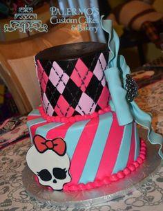 Monster High Specialty Birthday Cake