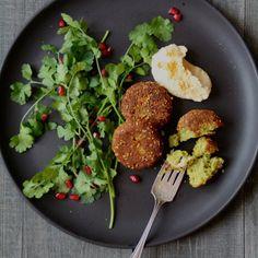 Hvor var du når du spiste din første falafel?