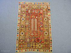 West Anatolian Melas Carpet  size.155x105cm