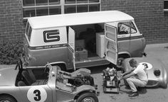 The Shelby Team '66