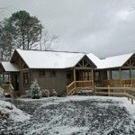 All About the View - Ga Cabin Rental