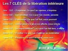 Comment lâcher-prise pour se sentir LIBRES ? Libres intérieurement ? Voici les 7 clés de la libération intérieure. S'EXPR...