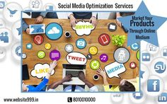 Our #SMO expert teams always hear your needs and use all categories of #social_media to promote your #company, #product or services through SMO in the #Internet #world!!!!!!! See more @ http://website999.in/smo-services-in-delhi-ncr.html