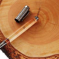 Fancy - Tree Ring Rollerball Pen