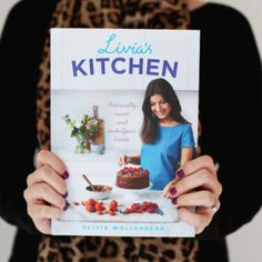 Give-a-weight: win a copy of Livia's Kitchen on Khoollect No Bake Treats, Sugar Free, Birthday Candles, Reading, Kitchen, Cucina, Cooking, Word Reading, Kitchens