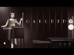 Clara Rockmore Google Doodle,Clara Rockmore's 105th Birthday