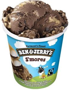 S'mores. Wait what. this fucking excists? | The Definitive Ranking Of Ben & Jerry's Flavors