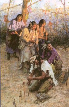Howard Terpning, Great Western Artist