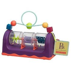 Baby B. Spin, Rattle