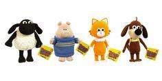 Ovečka Timmy - Plyšová hračka různé druhy, 15-18 cm Pikachu, Fictional Characters, Fantasy Characters