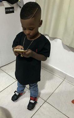 70 Ideas Black Baby Boy Haircut For 2020 Lil Boy Haircuts, Black Boys Haircuts Kids, Boys Fade Haircut, Black Baby Boys, Baby Boy Hairstyles, Toddler Boy Haircuts, Cute Black Babies, Beautiful Black Babies, Cute Kids Fashion