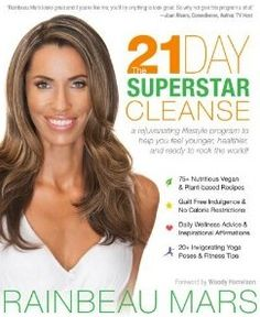 Rainbeau Mars Superstar Cleanse I might be crazy,...
