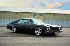 pro touring chevelle | Thread: Pro Touring 1970 Chevelle SS  Now this is Bad Ass