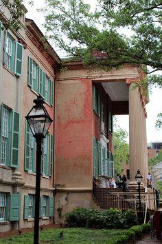 Charleston: College of Charleston - Randolph Hall