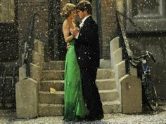 If my guy did this (ordered me a black orchid and made it snow) I would probably fall in love with him. Especially if it was Matt Lanter.