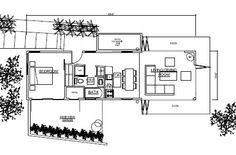MK Designs by Blu Homes mkLotus prefab home.