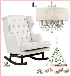 Pin It to Win It! Design a dream nursery for a Roselyn using these 3 of her favorite Layla Grayce products & you could win a LG gift certificate!