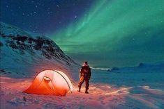 5 consigli per un buon campeggio invernale - Idee Green
