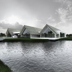 Kamyk Heritage Park / Tamizo Architects