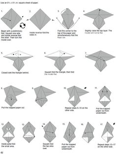 Warigami: Combined Arms Origami Ѽ Excerpt 4 of 6 Ѽ Welcome to Dover Publications