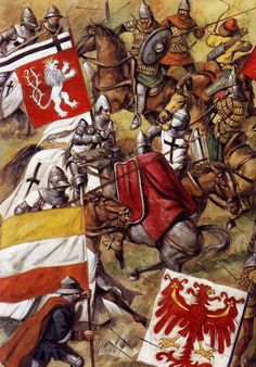 Battle of Tannenberg, Baltic Crusade