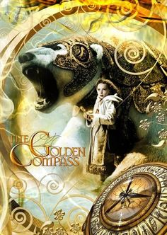 The Golden Compass 11x17 Movie Poster (2007)