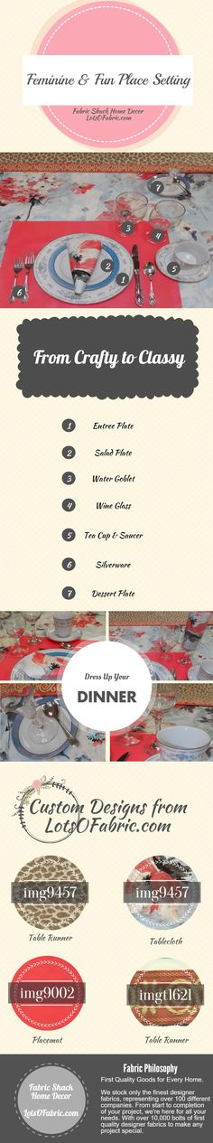 Learn how to set a perfect dinner table for Thanksgiving this year! Try these tips and tricks for creating a totally unique experience for your holiday guests this year.