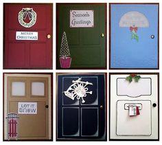 Holiday Door Cards