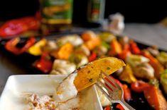 coffeinmentes: FŰSZERES SÜLT ZÖLDSÉGEK ASZALT PARADICSOMOS-JOGHURTOS MÁRTOGATÓVAL Vegetable Recipes, Tacos, Vegetables, Cooking, Ethnic Recipes, Food, Recipies, Kitchen, Essen