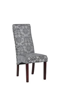 Our Manhattan Harvard high back dining chair has a curved back rest