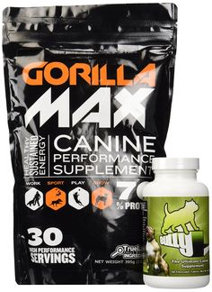 Natural Dog Food To Build Muscle In My Pitbull