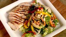 Salade orientale - Recettes de cuisine, trucs et conseils - Canal Vie
