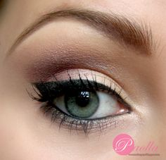 I like this Baby wing. Pretty and dramatic but suitable for everyday.