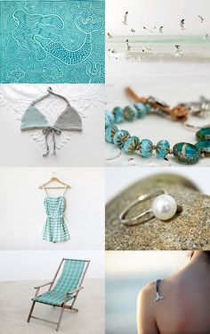 Fresh Water by Annie on Etsy