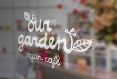 our garden vegan cafe
