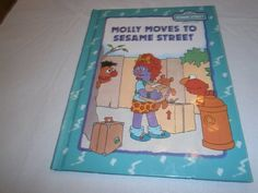 Molly moves to Sesame Street (Sesame Street Book Club) by... https://www.amazon.com/dp/0895777150/ref=cm_sw_r_pi_dp_x_Io7-xb9GK4KP2