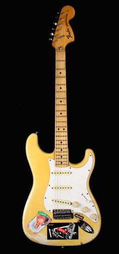 1974 Fender Stratocaster owned by Billy Corgan