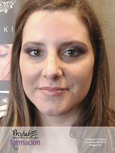 #formacionProdube - Modelo 1 Estilo bucólico, colorido, sencillo y elegante. Stage Line Professional Make-up — en Hotel Attica 21