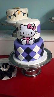 Another good birthday cake idea for Faith