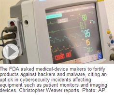 Patients Put at Risk By Computer Viruses