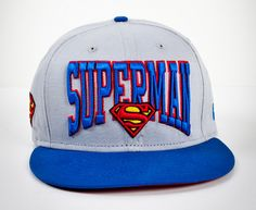 Snapback Hats In Superhero And Other Nerdy Designs