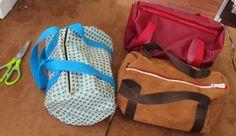 Les ateliers couture sac bowling sont terminés, découvrez sans plus tarder le tutoriel pour confectionner votre Sac Bowling tendance et personnalisé !