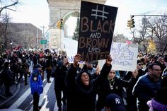 'Millions March NYC,' protesting grand jury decision in Eric Garner death, begins in Manhattan