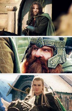 Middle Earth Sass Squad <-- repinning for the comment