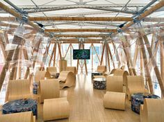 Bamboo Pavilion Expo Shanghai Markus Heinsdorff
