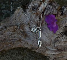 £5 pen and book charm necklace by shiningstarjewellery on Etsy