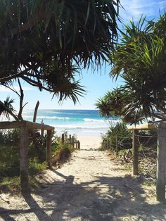 Cabarita Beach Path, NSW