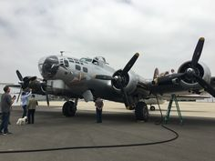 EAA B-17G Airplanes, Fighter Jets, Aircraft, Vehicles, Planes, Aviation, Plane, Rolling Stock, Airplane
